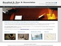 Rosalind G. Parr & Associates