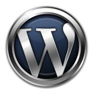 wordpress tutorials - Image of wp logo